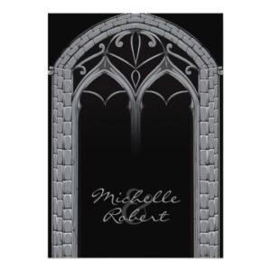 Gothic Columns Wedding