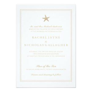 Golden Sand ~ Graceful Starfish