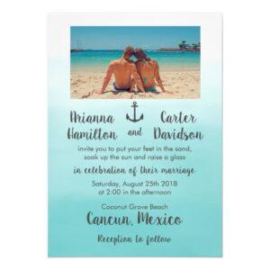 Ombre Beach Collection | Destination Ocean Aqua