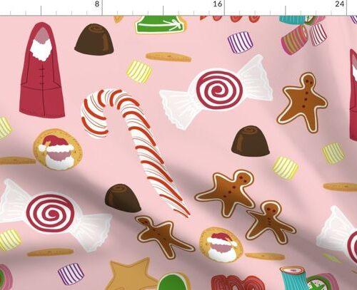 Christmas Sweeties in Pink