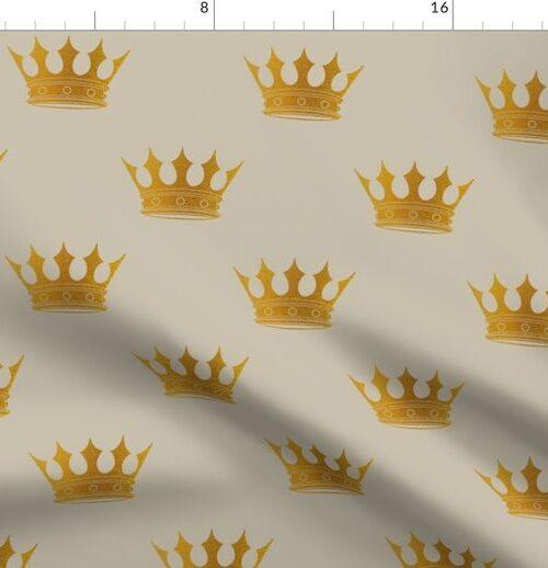 George Grey Royal Golden Crowns