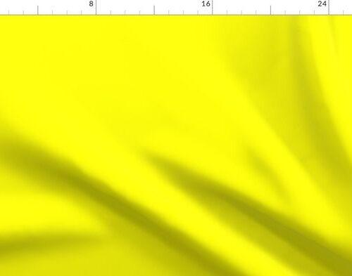 Bright Fluorescent Yellow Neon