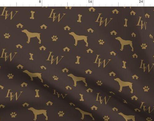 Louis Weim Luxury Dog Attire