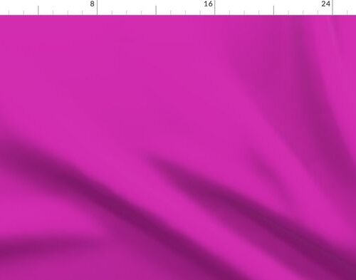Pink Fuchsia Solid Summer Party Color