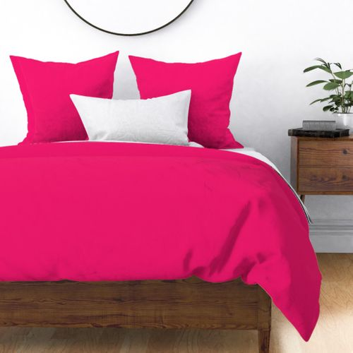 Florida Flamingo Pink Florida Colors of the Sunshine State Duvet Cover