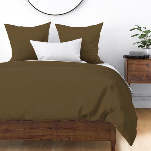 Urban Martini Olive Green 2018 Fall Winter Color Trends Duvet Cover
