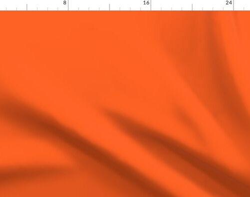 Neon Attack Orange  Coordinate Solid for Neo Deco Prints
